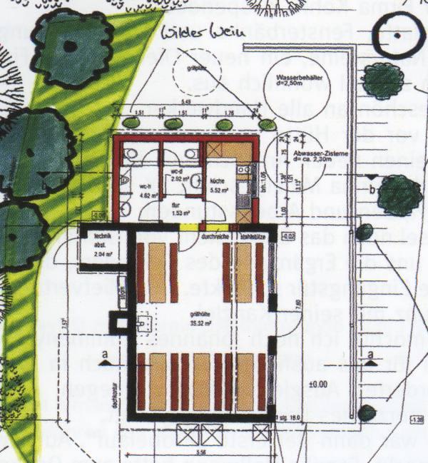 Gülser Grillhütte Plan